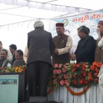 Inauguration of RERA online Web Portal by Honourable CM of Uttarakhand